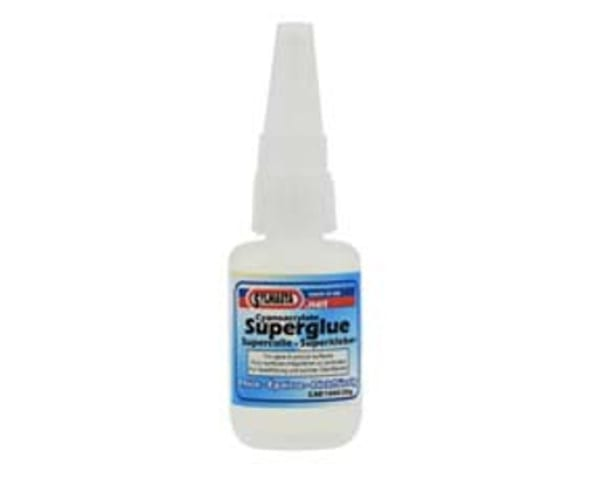 Sylmasta CAE1500 Superglue is a high viscosity superglue with a longer bonding time for use with rubbers, metals and most plastics
