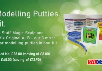 Modelling Putty Kit Website