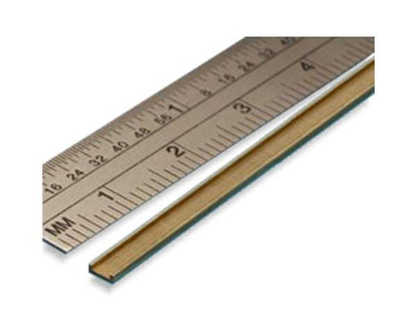 The Brass U Channel is a high-quality metal profile which is used for model making tasks