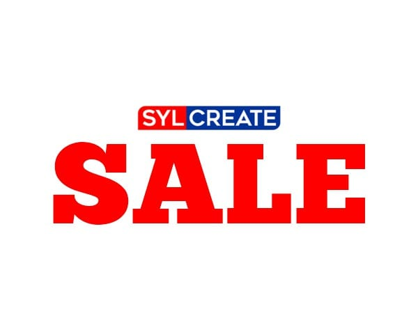 The SylCreate Sale features high-quality model making, craft and restoration products at discounted prices