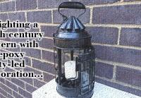 2020-08-07 Lantern Restoration
