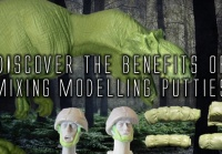 2020-09-03 Mixing Modelling Putties