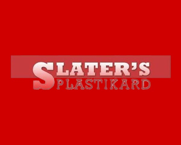 Slater's Plastikard 0201 is a pillar box red plasticard sheet which is 0.50mm thick