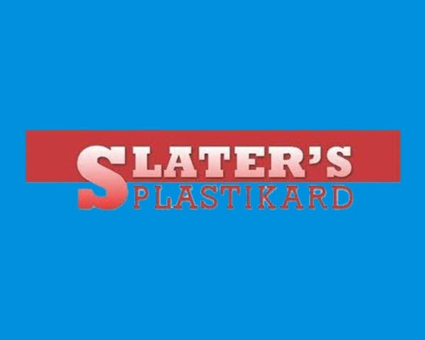 Slater's Plastikard 0202 is a light blue plasticard sheet which is 0.50mm thick