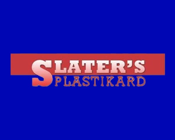 Slater's Plastikard 0203 is a dark blue plasticard sheet which is 0.50mm thick