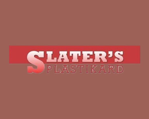 Slater's Plastikard 0207 is a brick red plasticard sheet which is 0.50mm thick
