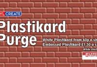 2020-10-22 Plastikard Sale