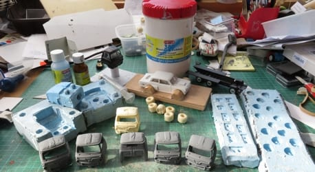 Sylmasta specialise in model making and resin casting products including silicone moulding rubber and polyurethane casting resins