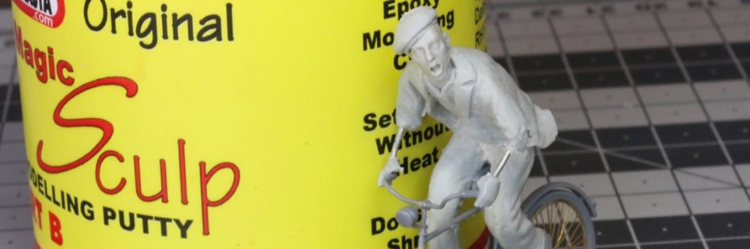 Magic Sculp is one of several modelling epoxy putty supplied by Sylmasta to a global market